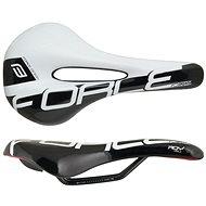 Force sedlo Roy Hole+ Sportovní, bílo-černé - Sedlo