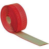 Force omotávka PU s vytláčeným logem, červená - Omotávka