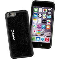 Moc Case iPhone 6 Plus Black - Mobile Phone Case