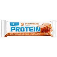 Max Sport Protein grand caramel GF 60 g - Proteinová tyčinka