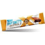 Max Sport Ininity protein slaný karamel s arašídy, 55g - Proteinová tyčinka