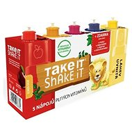 TAKE IT SHAKE IT LEV ovocný nápoj 5 příchutí