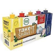 TAKE IT SHAKE IT SLON ovocný nápoj 5 příchutí