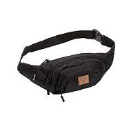 Meatfly Wally 2 Waist Bag Black