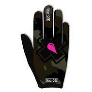 MTB Gloves- Camo - Cyklistické rukavice