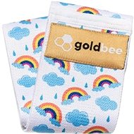 GoldBee BeBooty Rainbow CZ L