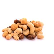 A mixture of roasted, salted nuts 500g