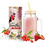 Naturalis Organic Goji + Strawberry, 180g - Smoothie