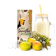 Naturalis Ananas + Mango BIO 180 g - Smoothie