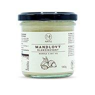 NATU Mandlový krém blanšírovaný 140 g