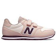 New Balance YV500EB růžová/fialová - Boty pro volný čas