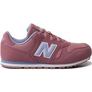 New Balance YC373CF fialová/růžová - Boty pro volný čas
