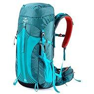 Turistický batoh Naturehike trekový batoh Hiking 55+5l modrý