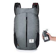 Sportovní batoh Naturehike ultralight CORDURA sbalitelný DL05 batoh 25l šedý