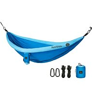 Naturehike hammock DC-02 for 1-2 people with inflatable hems blue