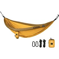 Naturehike hammock DC-02 for 1-2 people with inflatable hems yellow