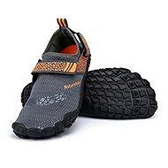 Naturehike boty do vody 300g šedá/oranžová - Boty do vody