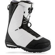 Nitro Vagabond TLS Black - White vel. 43 1/3 EU/ 285 mm - Boty na snowboard