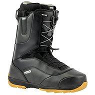 Nitro Venture TLS Black - Gum Size 43 1/3 EU/ 285mm - Snowboard boots
