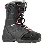 Nitro Flora TLS Black - Snowboard boots