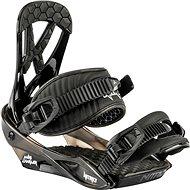 Nitro Charger Mini  Black vel. S - Vázání na snowboard