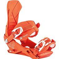 Nitro Team Red - Vázání na snowboard