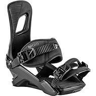 Nitro Rambler Ultra Black vel. L - Vázání na snowboard