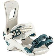 Nitro Rambler Saphire - Snowboard Bindings