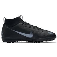 Nike MercurialX Superfly VI, Black TF - Football Boots