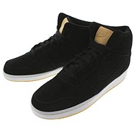 Nike Ebernon Mid Premium, Black/White - Casual Shoes