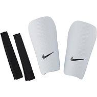 Nike J Guard bílá - Fotbalové chrániče
