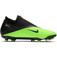 Nike Phantom Vision 2 Academy MG černá/zelená - Kopačky