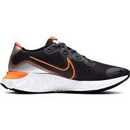 Nike Renew Run, Black/Orange - Running Shoes