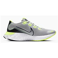Nike Renew Run, Grey/Green - Running Shoes