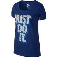 Nike TEE BF LYNX JDI BLUE - Tričko