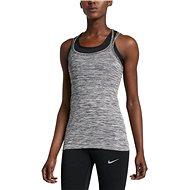 Nike Dri FIT Knit GREY S - Tílko
