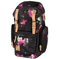 Nitro Daypacker Black Rose - City Backpack