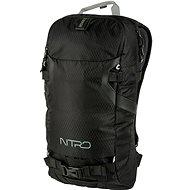 Nitro Rover 14 Jet Black - Městský batoh