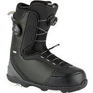 Boty na snowboard Nitro Club BOA Dual Black vel. 46 2/3 EU / 310 mm