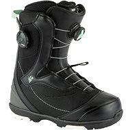 Boty na snowboard Nitro Cypress BOA Dual Black-Mint vel. 38 2/3 EU / 250 mm