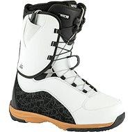 Nitro Futura TLS White-Black-Gum vel. 40 EU / 260 mm - Boty na snowboard