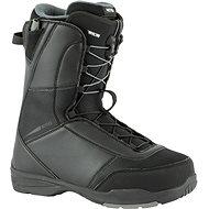 Nitro Vagabond TLS, Black - Snowboard boots