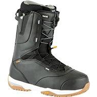 Boty na snowboard Nitro Venture Pro TLS Black-White-Gold vel. 43 1/3 EU / 285 mm