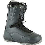 Nitro Venture TLS, Black, size 44.67 EU/295mm - Snowboard boots
