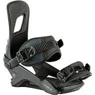 Nitro Rambler Ultra Black - Vázání na snowboard