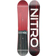 Nitro Prime Distort Wide vel. 159 cm - Snowboard