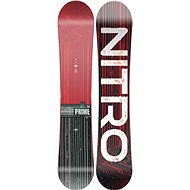 Nitro Prime Distort vel. 155 cm - Snowboard