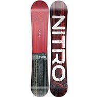 Nitro Prime Distort vel. 162 cm - Snowboard