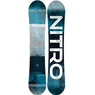 Nitro Prime Overlay vel. 158 cm - Snowboard