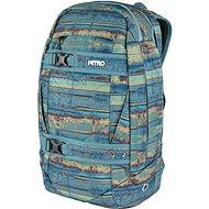 Nitro Aerial Frequency Blue - Sportovní batoh